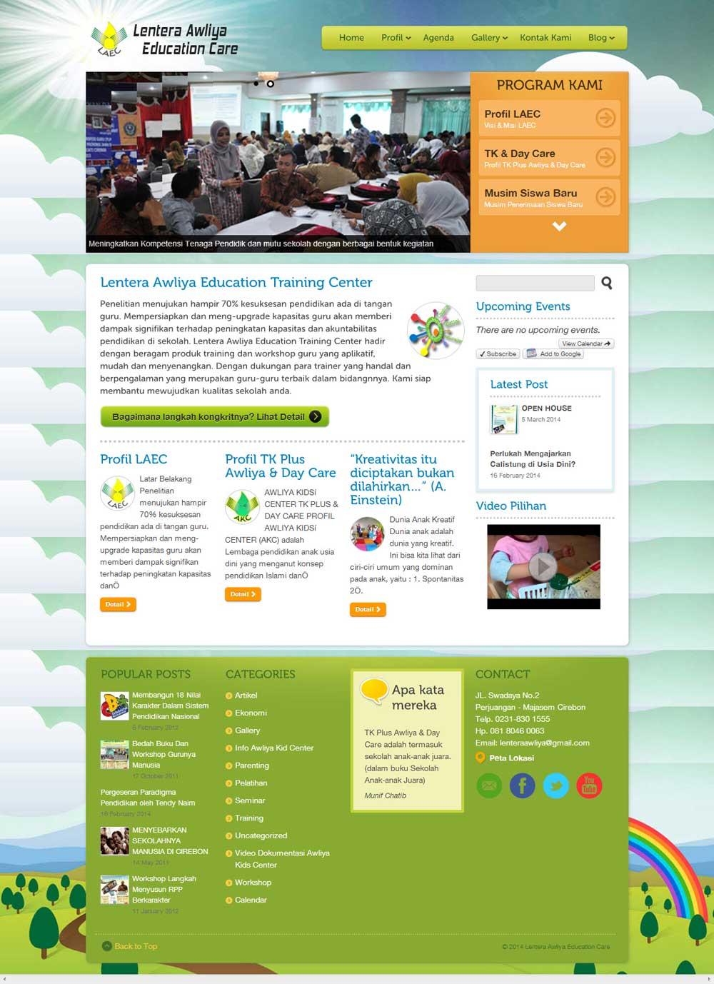 Lentera Awliya Education Care